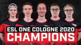 ESL one champions