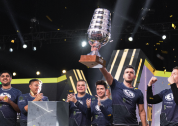 ESL one cologne reached final conclusion