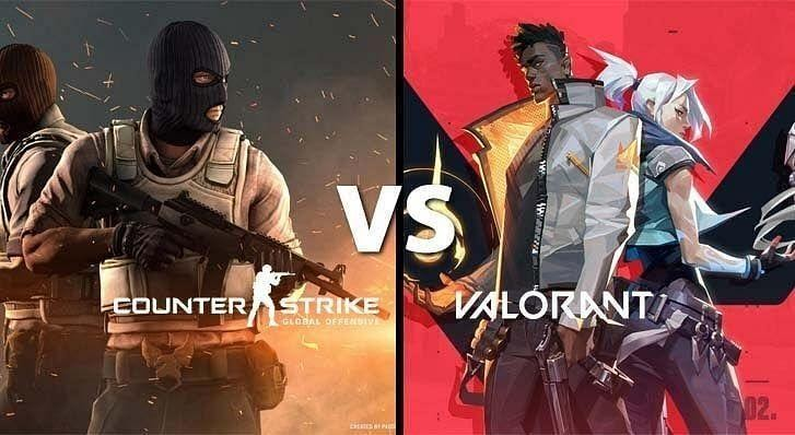 The CS:GO vs Valorant Debate Continues