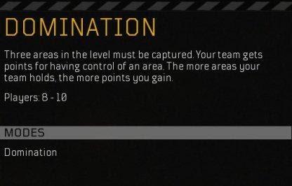 COD domination