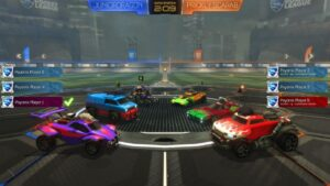 how to play rocket league