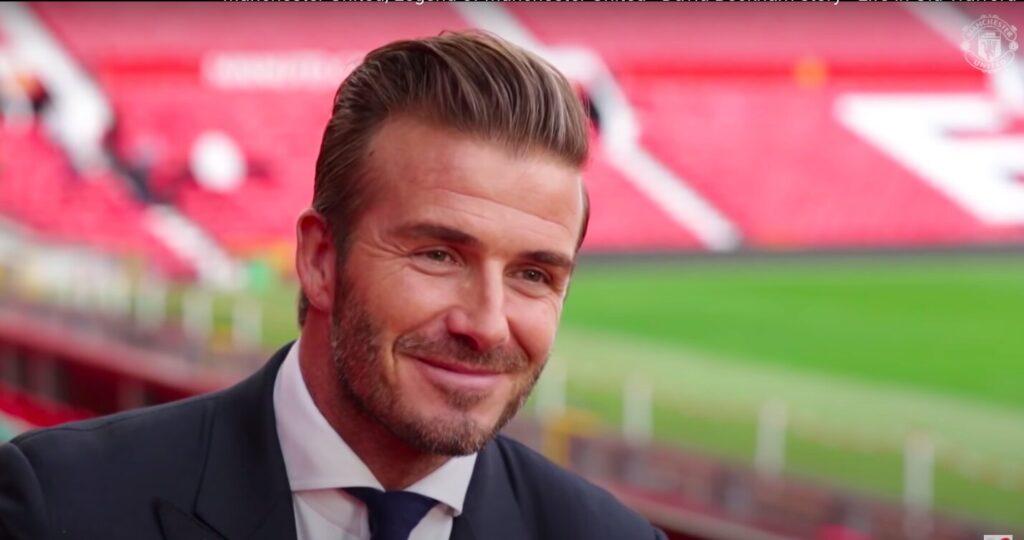 David Beckham and Esports