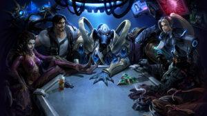 starcraft games